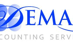 Need tax or accounting services? Demac Accounting