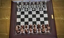 Dewaldt�s Antique Chess Collections are handcrafted