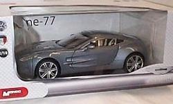 I have a brand new (still in the box) Aston Martin
