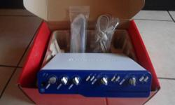 Beskrywing Soort: Mbox 2 audio interface Digidesign Pro