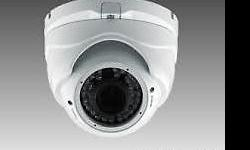 Standalone CCTV cameras. Just attach a network cable
