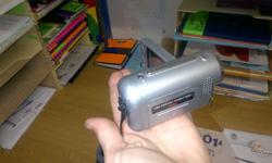 Digital Video camera . New . Compact size fits any