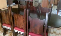 This lovely dining room table will display very good in