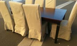 Dining Table with 8 chairs for sale in Tableview