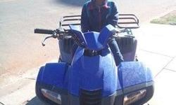 Hi, I am selling a Dinli Quad Bike with good condition