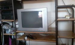 Dishwasher for sale and t.v stand for sale. . . In good