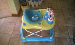 Disney walker for sale. Good condition. Please contact