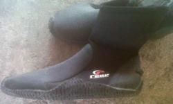 I have a pair of XXXL Reef Diving Booties for sale.