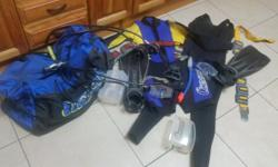 Cressi 2nd hand diving gear for sale. Very good