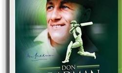 Don Bradman Cricket 14 for xbox 360 in good condition,
