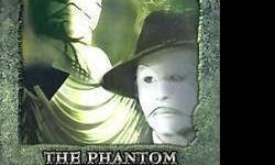A double feature collectable, The Phantom of the Opera