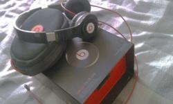 Original Dr. Dre Beats Headphones With box,pouch &