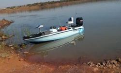 Dragonfly MKII Bass Boat  Excellent Condition 2001 115