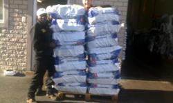 1 000 PIECES DELIVERED TO YOU HOME @ R900.  phone us on
