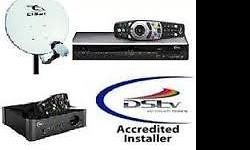 SAME DAY DSTV ACCREDITED TECHNICIANS 0814466206 For the