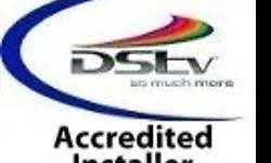 Dstv Extra view, Satellite Dish installation, Top