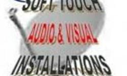 SOFT TOUCH AUDIO AND VISUAL INSTALLATIONS Cell 078 795
