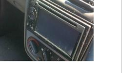 Pioneer 7'' DVD Player Radio, complete with brackets in