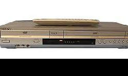 LG DVD VCR Combo Player LH-CX247W in excellent