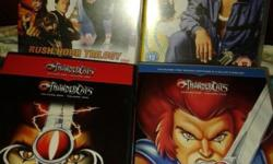 Thundercats vol.1, Thundercats vol.2 Rush Hour trilogy.