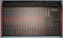 Soort: Dynacord Mixing Desk Dynacord 16 Channel mixer