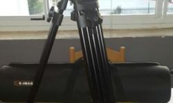I am selling my E-Image 7060H Tripod. It is in perfect