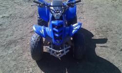 quad in excellent condition! wanting to sel or trade