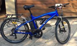 Beskrywing Cruiser and Mountain Bike derivatives for
