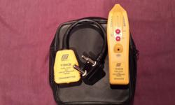 Circuit Breaker finder with carry case. Ideal for small
