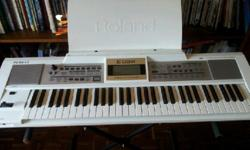 Soort: Electronic Keyboard Soort: Roland EXCELLANT