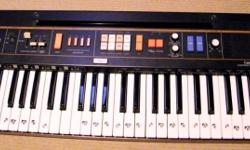 Casiotone 403 Keyboard.......excellent build quality &