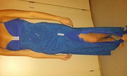 Three elegant dresses size s/m Can be worn to matric