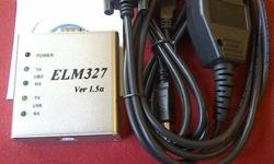 ELM327 USB V1.5a Metal Case OBD2/OBDII CAN Bus Car