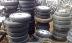 Wide range of all emeregency wheels for sale Contact