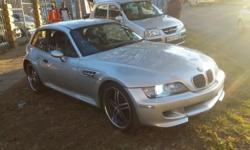 BMW M COUPE 2000 96 696 KM 5 SPEED MANUAL ELECTRIC