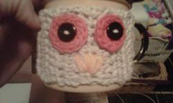 Owl mugs for your kiddies. Cute and don't burn hands