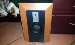 Enzer surround sound system For sale Black and cherry