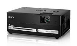 Epson LCD Projector Built in speaker. Built in DVD HD