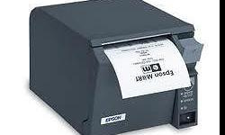Point of Sale Epson TM-T70, Usb & Ethernet Printer,