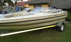 Esprit Boat With 115 mercury motor this boat and engine