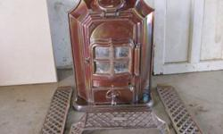Beautiful scarce Esse anthracite stove. Great working