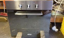 EuroGas - Gas hob, Electric oven and Extractor in very