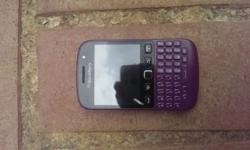 Good condition, abt 2 months old..blackberry 9720