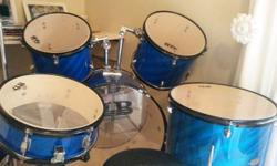 I'm a guitarist who bought these drums for a bit of