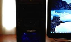 Beskrywing Hi I am selling my gaming pc which is in