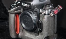 One of the best Nikon film cameras ever, the F5