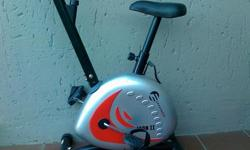 Beskrywing Hardly been used Exercise Bike for sale