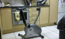 Beskrywing Brand new Trojan Exercise Bike for sale.