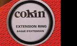 Cokin Extension Ring 52mm-52mm Basically, an extension
