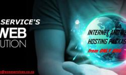 WEB HOSTING AND INTERNET SERVICES FROM AS LITTLE AS R99